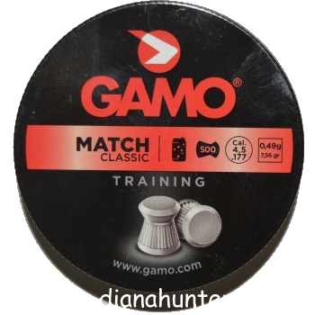 Diabolky Match 5,5mm